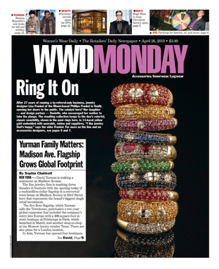 WWD Monday Cover